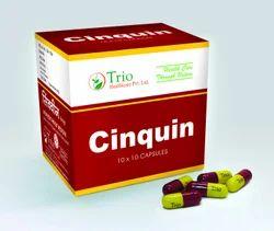 Herbal Anti- Malarial Capsules - Cinquin Capsule