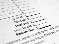 Sales Tax / Vat