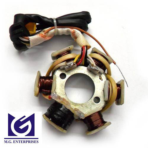 coil plate assembly for tvs star city 500x500 coil plate assembly for tvs star city m g enterprises, ludhiana tvs apache 150 wiring diagram at crackthecode.co