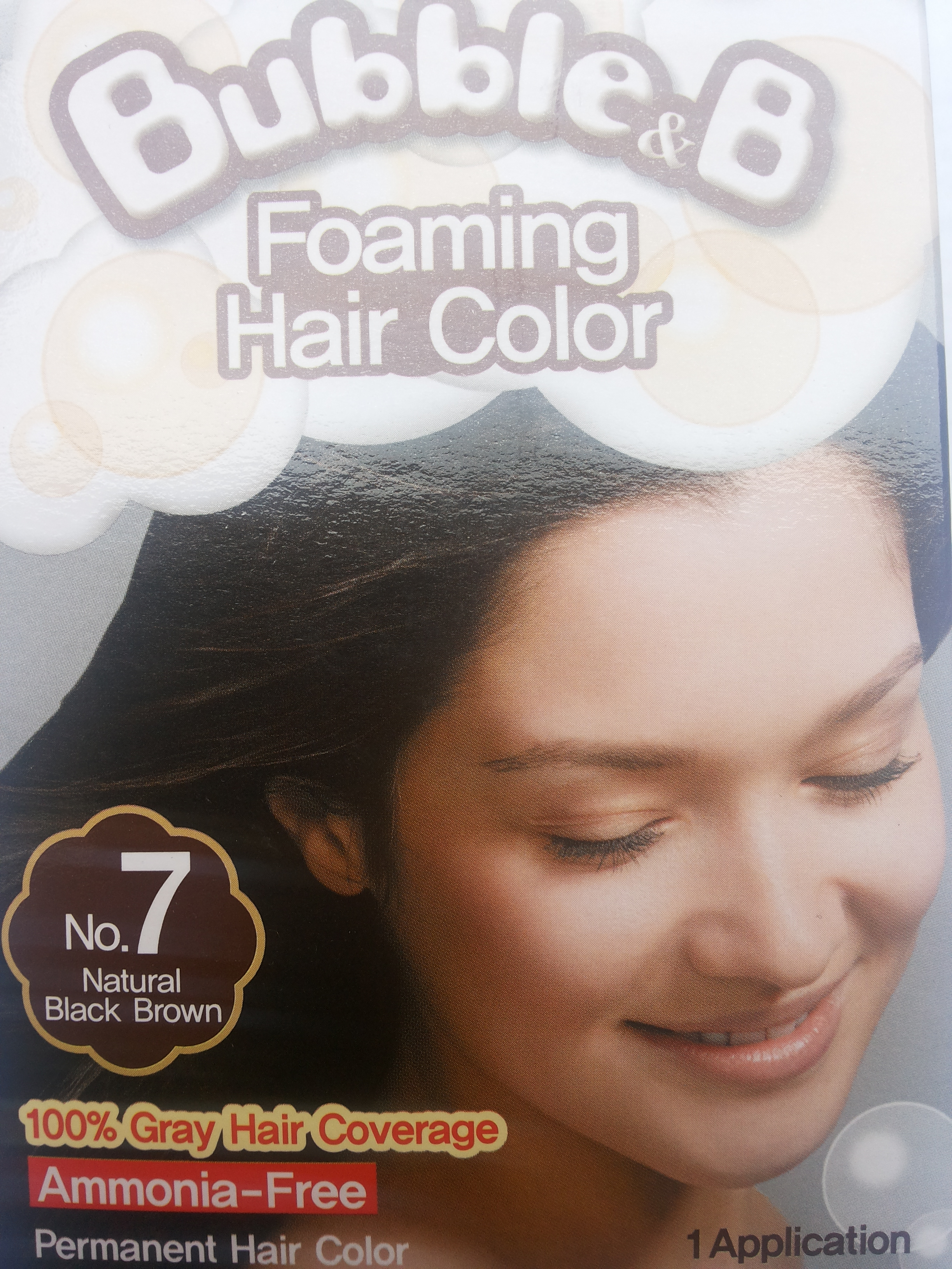 Foaming Hair Colour At Rs 1200 Piece