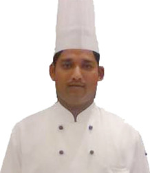 S.K. Munaf Ali, Kitchen Executive - The Grand