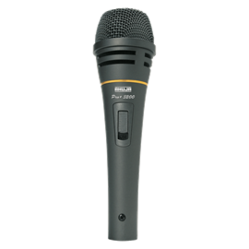 Supercardioid Dynamic Microphones
