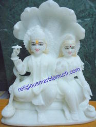 God Vishnu Laxmi Statues