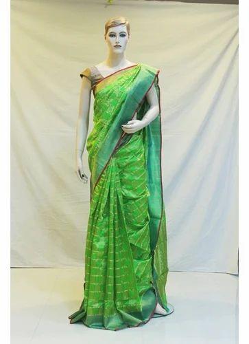 Chanderi Silk Saree च द र स ल क स ड In Jubilee Hills Road No 35 Hyderabad Atglitters Hyd Id 9399997491