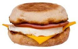 Bacon Egg McMuffin