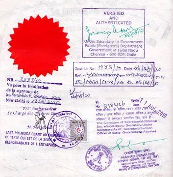 Algeria embassy attestation legal documentation services mumbai algeria embassy attestation yadclub Choice Image