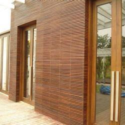 Outdoor Exterior Cladding - Thermotreated Wood Manufacturer from ...