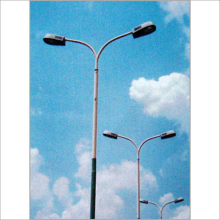 Junction Boxes For Street Light Poles And Swaged Type