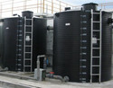 Sulfuric Acid Storage tanks