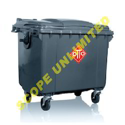 Large Wheeled Dustbin
