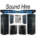 Sound System On Rental