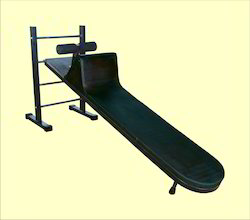 Abdominal Knee Bent Board with stand