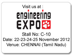 Invitation from Libratherm Instruments Pvt. Ltd. at Engineering Expo 2012