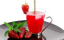 Red Strawberry Soft Drink Concentrate, Liquid, Packaging Size: 5 L, 30 L