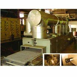 IR Radiation & Convection Dryer
