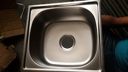 Kitchen Sink, Cistern And Seat Cover, Flush Bend,