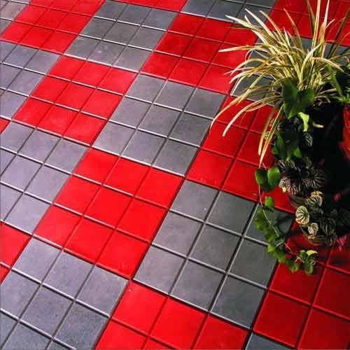 Superieur Designer Concrete Floor Tile
