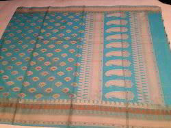 Banarasi Supernet Saree