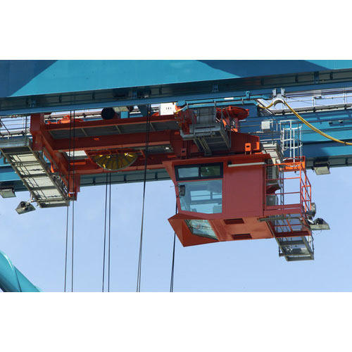 Crane Cabins for STS, RTG and RMQC Cranes - Emco Precima