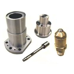 VMC Machined Parts