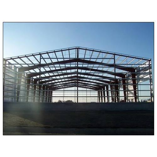 Structural Steel Fabrication Works