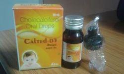 Cholecalciferol Syrup