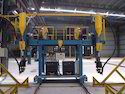 H Beam Welding Line Machine
