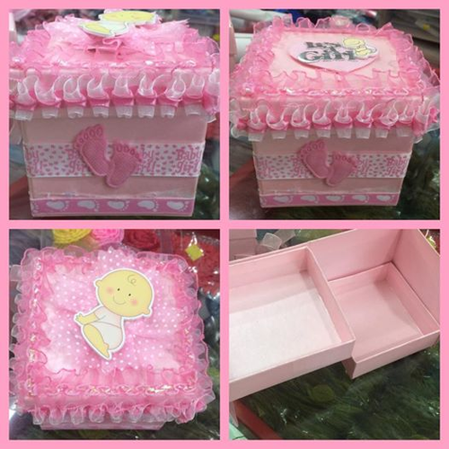 Baby Shower Trousseau Packing Service Provider from Mumbai – Baby Announcement Boxes