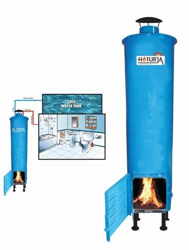 Wood Fired Water Heater Hoturja Industries Manufacturer In