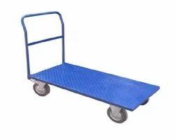 Industrial Material Handling Platform Trolley