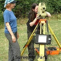Topographical Survey of Park