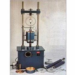 California Bearing Ratio Apparatus (Motorized)