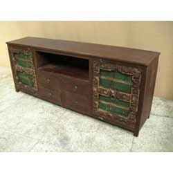Old Door TV Unit