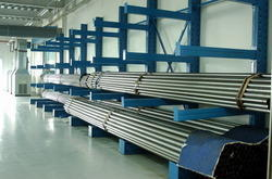 Industrial Pipe Racks