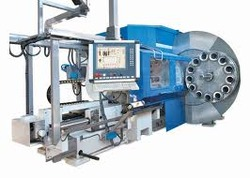 Tension and Spring End Grinding Machine
