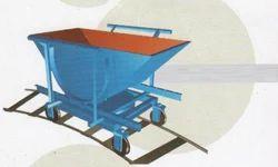 Mild Steel Slab Trolley