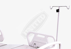 I.V. Rod for Hospital Bed