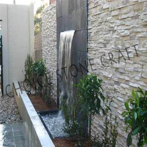 Natural Stone Cladding Elevation : Natural stone wall cladding tile choice craft p