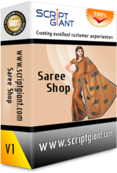 Shopping Cart Design for Saree Shop