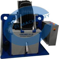 Vertical Coil Wrapping Machine