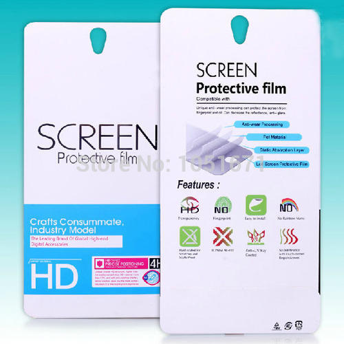 Mobile Screen Guard Packing