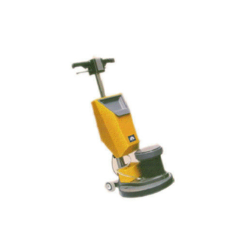 Single Disc Floor Scrubbing Machine
