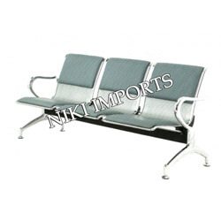 Modern Cusion Airport Sofa 3 Seater