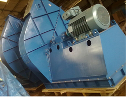Mild Steel Centrifugal Fan