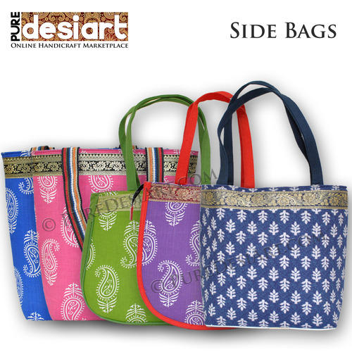 Ladies Side Bag - View Specifications & Details of Side Bag by ...