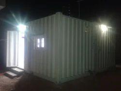 Steel Portable Cabin