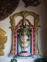 Tirupati Balaji Wall Mounted Mural