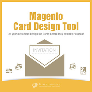 Magento Card Design Tool Business Card Designing Services Biztech