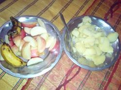 Fruit Chat Catering Service