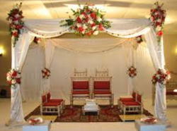 Wedding decoration in jalandhar wedding mandap decoration junglespirit Choice Image